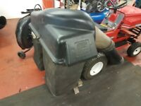 RIDE ON MOWER GRASS COLLECTOR SYSTEM RIDE ON LAWN MOWERS / TRACTORS / LAWNMOWER