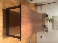 Morbylanga IKEA wooden dining table - mint condition