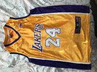 Lakers Basketball Vest/Unworn/Medium