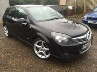 VAUXHALL ASTRA 1.9 DIESEL SRI 2008, 6 GEARS, SPORTS MODE, 1 OWNER, FORD FOCUS, BMW, Audi,
