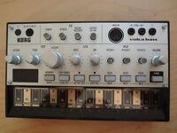 Korg Volca Bass analogue bass synthesiser