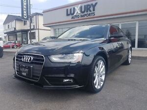 2013 Audi A4 PREMIUM PLS- NAV-PUSH START-ONLY 48K