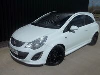 2011 Vauxhall Corsa 1.2 i 16v Limited Edition 3dr (a/c) 3 Months Warranty,12 Months MOT, May Px/Swap