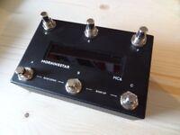Morningstar MC6 - MIDI Controller Pedal