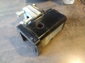Tow Bar Adapter - Ball to Square - Watling Engineering - New £85