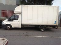 ford transit 2.4 tdci luton idel recovery truck coverson