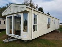 PEMBERTON MYSTIQUE HOLIDAY HOME - LOCATED AT SILVER SANDS HOLIDAY PARK LOSSIEMOUTH (STATIC CARAVAN)