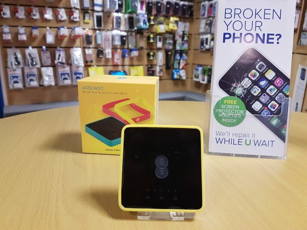 4G WiFi Unlocked with 90 days Warranty - Town & Country Mobile & IT Solutions - Sandhurst