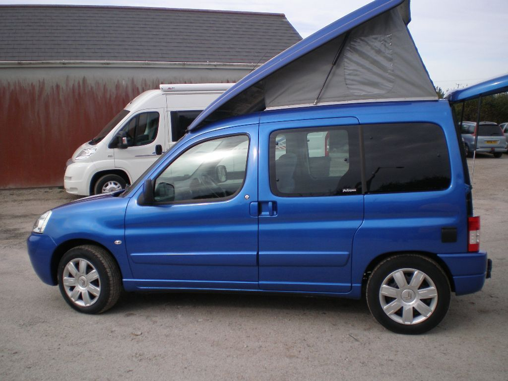 citroen berlingo 2 berth camper van in redruth cornwall gumtree. Black Bedroom Furniture Sets. Home Design Ideas