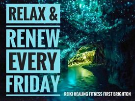 Reiki Healing - FIRST TREATMENT FREE at Fitness First Brighton