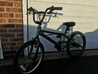 Diamondback Metallic Green BMX