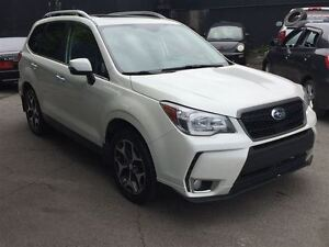 2015 Subaru Forester 2.0XT LIMITED EYESIGHT