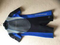 Scubapro wetsuit