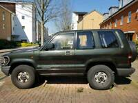 Isuzu Trooper 3.1d 1993 D.Green