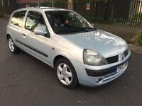 Renault Clio 1.2 16v Extreme 3dr (SUNROOF) (12 MONTHS MOT) 2002