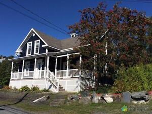 219 000$ - Maison 2 étages à vendre à Beauceville
