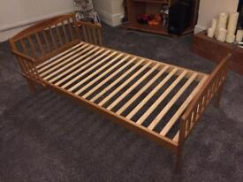Kiddicare Classic Toddler Bed