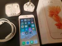 Iphone 6 s Rose gold 32 gb EE network