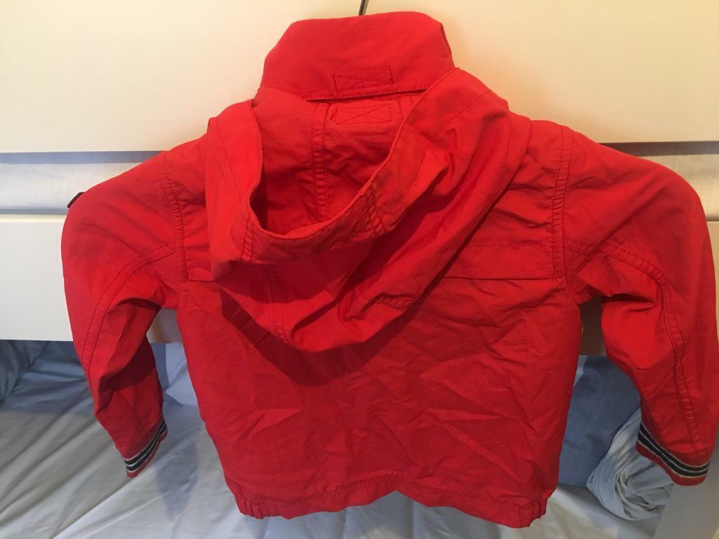 df437f845 Jacket for boy Tommy Hilfiger