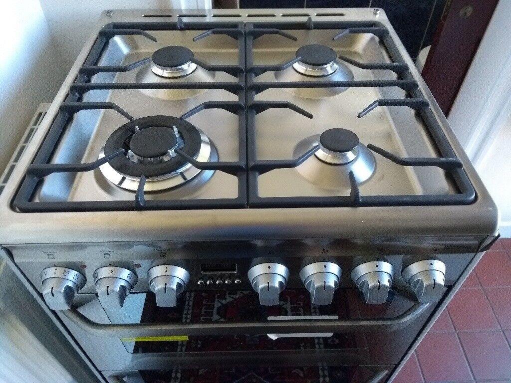 John Lewis Dual Fuel Cooker - New unused.