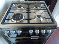 John Lewis Dual Fuel Cooker - New unused.