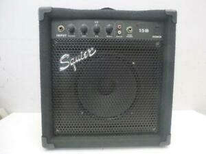 Fender Squier Bass Amplifier - We Buy And Sell Guitar And Bass Amps - 117877 - MY521411