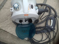Vax S5C 1500W Steam Cleaner Cleaning Kitchen Bathroom Missing Floor Head Cover