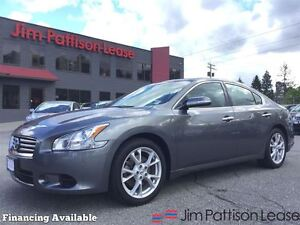 2014 Nissan Maxima SV Premium w/ leather, sunroof, nav