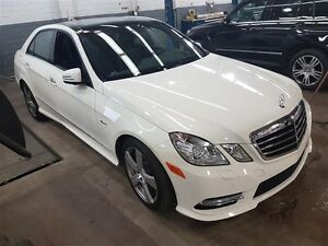 2012 Mercedes-Benz E350 4matic Sedan Launch Edition Package, Pre
