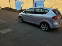 Seat Altea 2.0 TDI SPORT 5 Door Spare Or Repair
