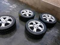 20inch wheels and tyres