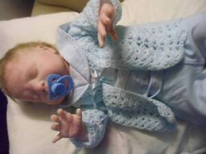 Reborn doll Lovely CUDDLY baby boy 21 inches 4 lbs. ISAAC Johnsonville East Gippsland Preview