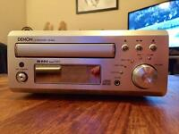 DENON D30 MICRO SYSTEM with REMOTE
