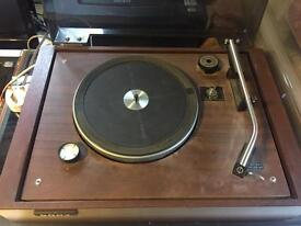 Vintage Sony Record Player Turntable 60s 70s