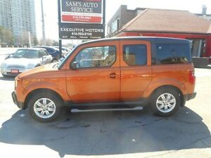 2008 Honda Element EX SUPER MINT SUPER RARE SUPER LOW KM!!