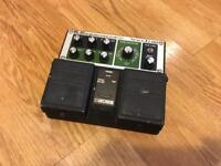 Boss Space Echo with adaptor