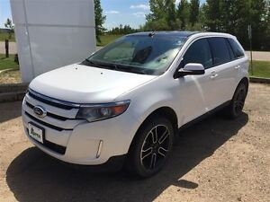 2013 Ford Edge SEL W/ LIFETIME POWER TRAIN WARRANTY