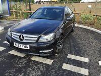 63 plate Mercedes C250 AMG Sports Plus ! £14,999 Ono