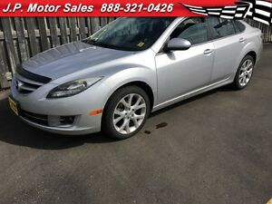 2012 Mazda MAZDA6 GT-I4, Automatic, Leather, Sunroof