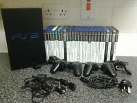 play station 2 , ps2, NEAR MINT CONDITION , gaming , not, ps3 , ps4 , xbox , laptop , computer , pc