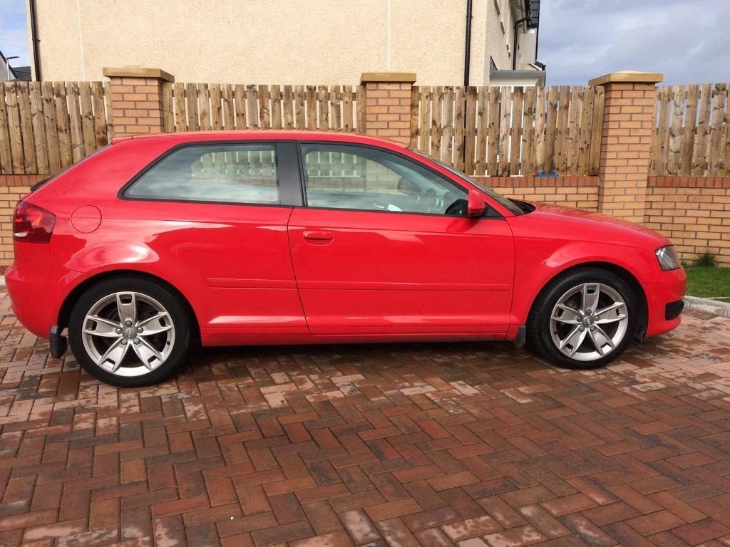 2009 AUDI A3 TDI SPORT £30 TAX/70MPG
