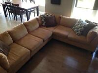 Sectional Couch - Priced to sell