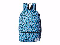 Vans Off The Wall Backpacks For Sale - Blue Molecules