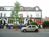 1 bed ground floor flat on Ash Tree Road, Crumpsall, Manchester. DSS welcome with guarantor.