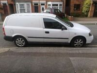 Vauxhall astra van for sale. £850 ono 12 months mot, good runner,