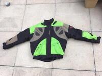 Alpine Wear Omega Men's Motorbike jacket Small/Medium. Good Condition. Motorcycle Rst Alpinestars
