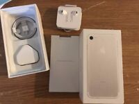 Apple iPhone 7 BOX ONLY WITH ACCESSORIES - Wall Charger, Adapter, Headphones, Cable