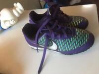 Used kids Nike football boots