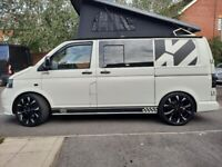 VW T5 CAMPERVAN 4 BERTH