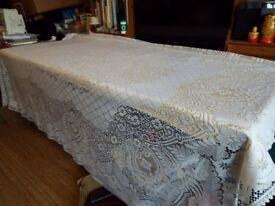Lacey Table cloth